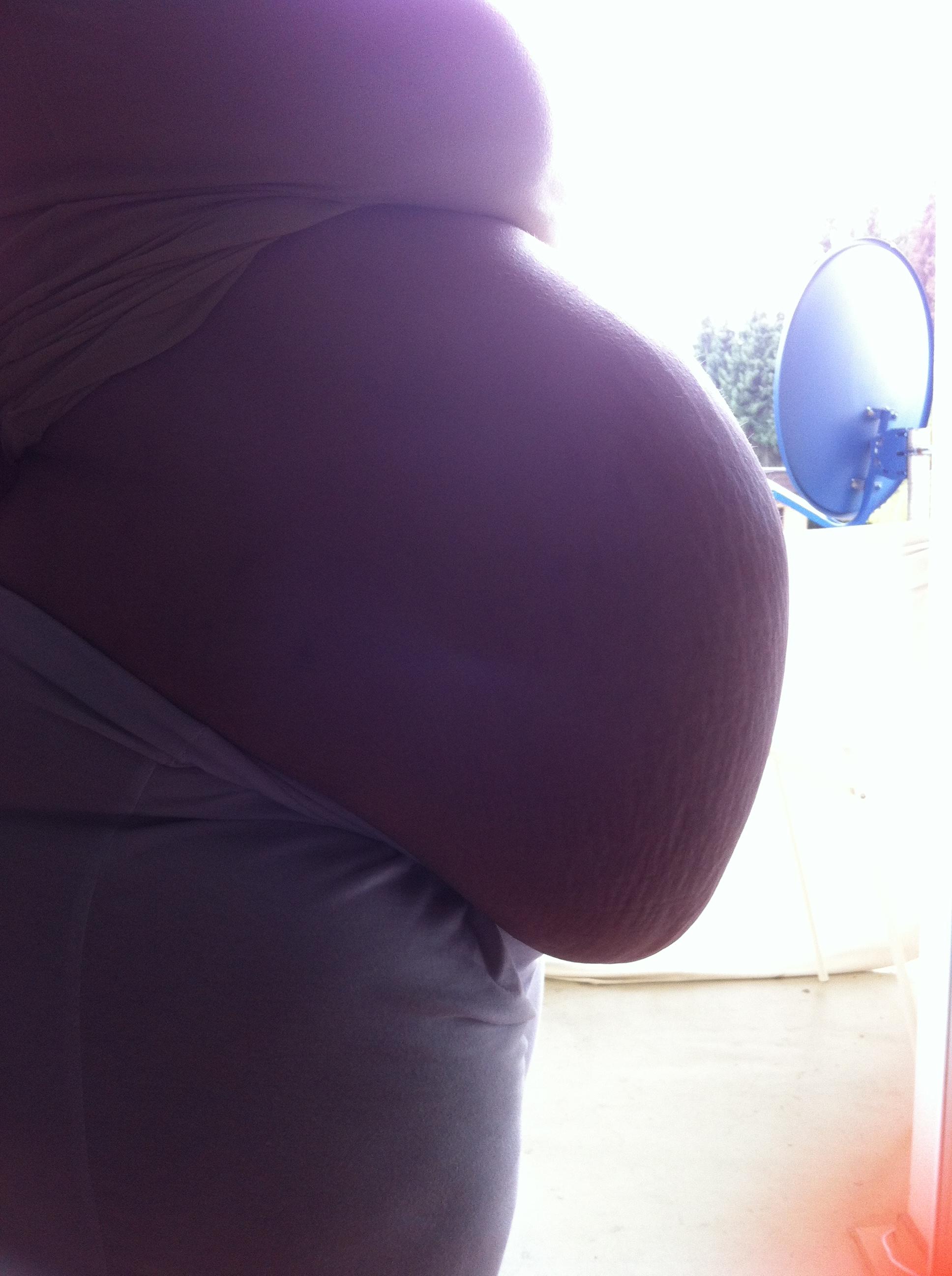 Hängebauch nach schwangerschaft